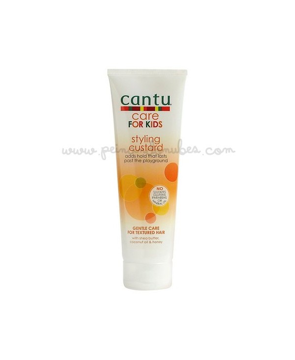 Cantu Care For Kids - Styling Custard - 227 gr.