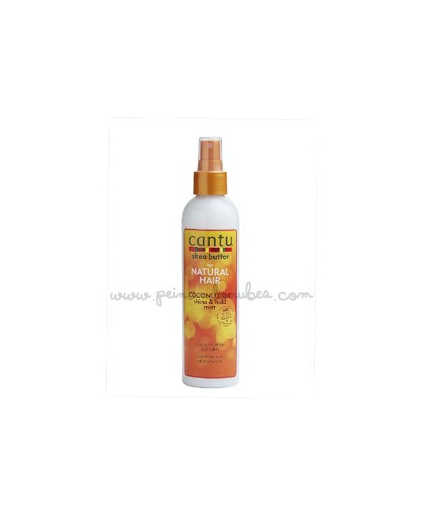 Cantu - Coconut Oil Shine & Hold Mist - 249 ml.