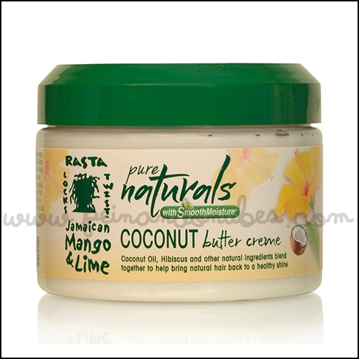 Jamaican Mango and Lime pure naturals - coconut butter creme - Peinando Nubes